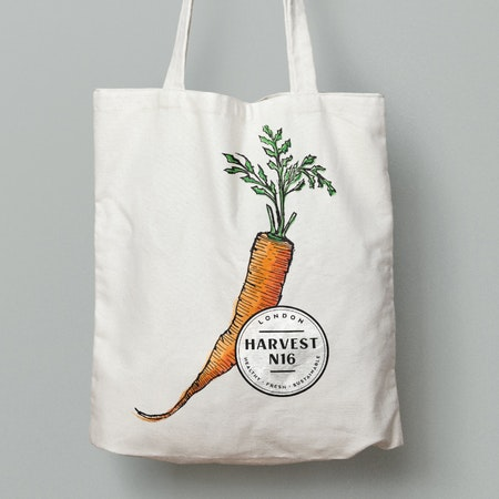 Custom Tote Bag Design   99desig