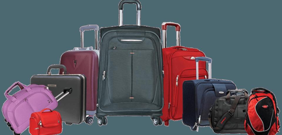 Backpacks, duffle, sachels, all types bags and Luggage - aRai