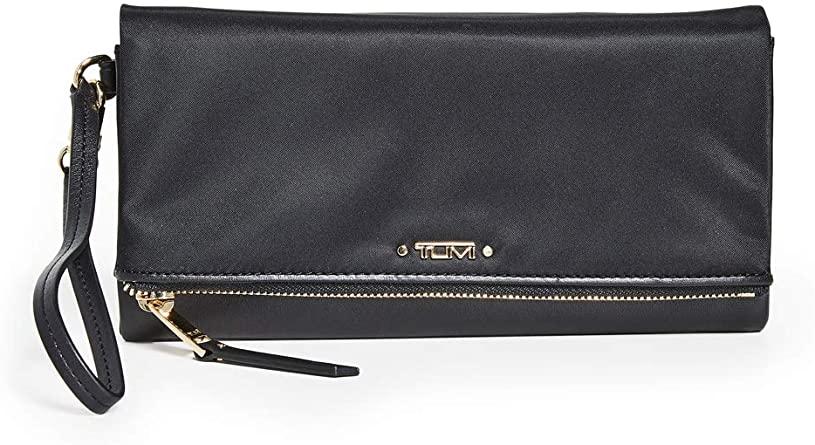Amazon.com | Tumi Women's Travel Wallet, Black, One Size | Travel .