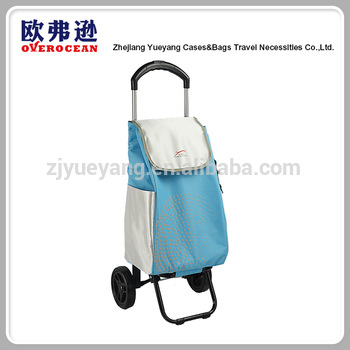 YY-37X01 New type folding shopping cart trolley bags, View folding .