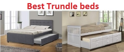 Top 15 Best Trundle Beds in 2020 - Complete Guide & Revie
