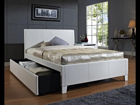 Inspiring Trundle Bed Frame Design Ideas - YouTu