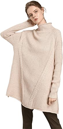 Women's Sweater Tunic Sweater Cashmere Sweater for Jeans and .