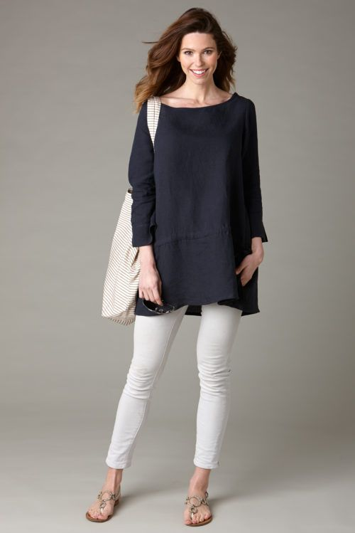 Tunic Dress and Leggings, The Ultimate Combination (With images .