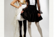 Tuxedo dress (With images) | Tumblr dress, Tuxedo dress, Tuxedo .