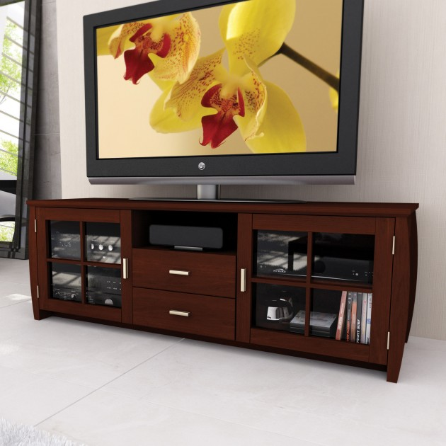 20 Cool TV Stand Designs for Your Ho