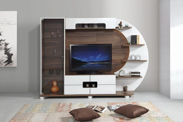 13 Ideas About Modern TV Wall Units to Impress You | Modern tv .