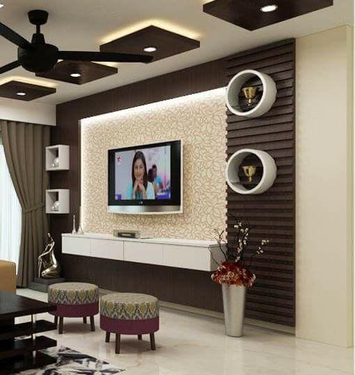 Tv Hall Designs