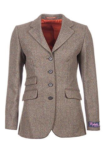 Rydale Ladies Long Tweed Blazers - That British Tweed Compa