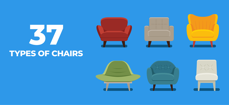 37 Types of Chairs - Home Awakeni