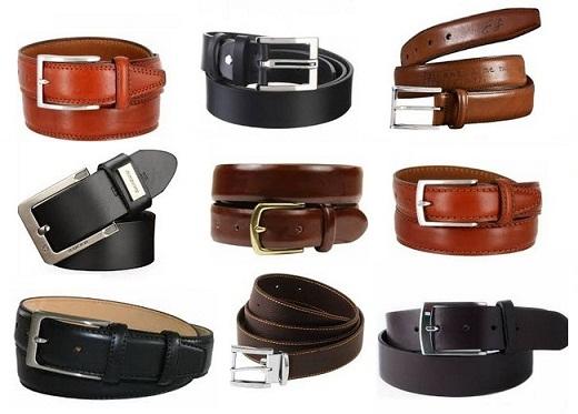 Top 9 Stylish Mens Italian Leather Belts Types | Styles At Li