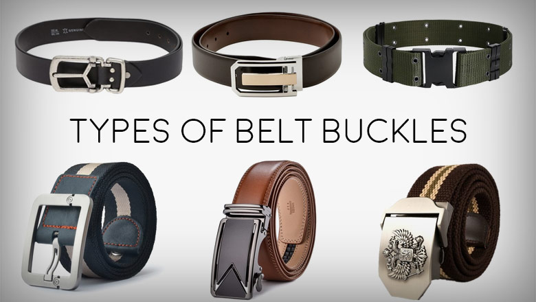 23 Types of Belt Buckle to Play Everyday's Style Game Perfectly .