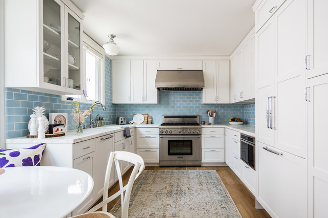 How to Design the Perfect U-Shaped Kitch