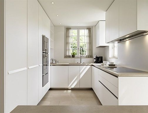 9 Modern and Best U Shaped Kitchen Designs with Images (com .