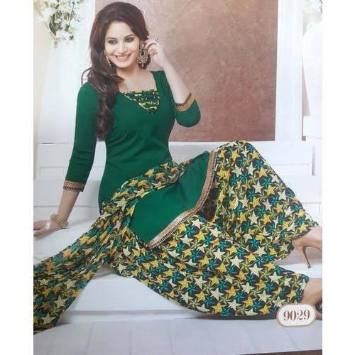 Cotton Unstitched Salwar Suit at Rs 220/piece(s .
