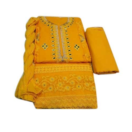 Cotton Unstitched Salwar Suit Material, Rs 525 /piece SD .