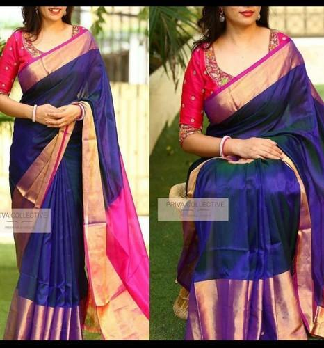 Uppada sarees Silk pure , Hand Made, Rs 3500 /piece Uppada Sarees .