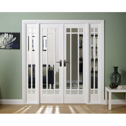 Grill Design UPVC Door at Rs 1100/square feet | Palampur| ID .