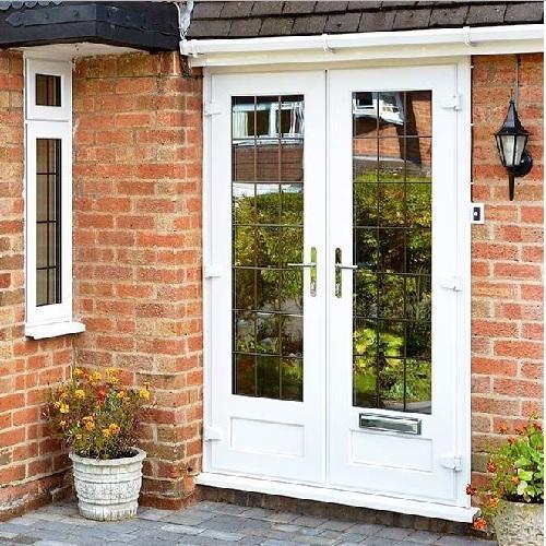 UPVC Doors - UPVC Front Door Manufacturer from Faridab