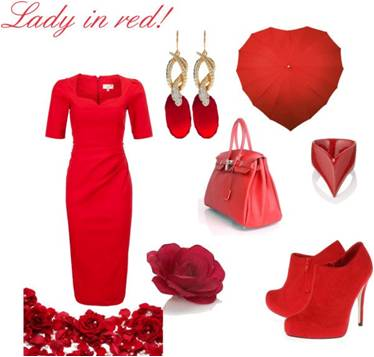 What to wear over 50 on Valentine's Day | Fab after Fifty .