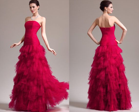 Best Valentine's Day Red Dresses For Girls & Women 2014 | Girlsh