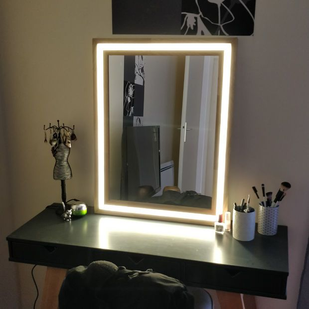 Vanity Mirror Designs
