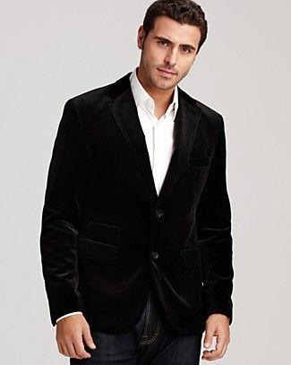 Velvet blazer for a man debating debating okay LOVE IT! The jeans .