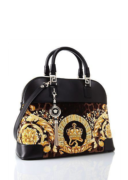 Women's Handbags & Bags : Versace handbags Collection & more .