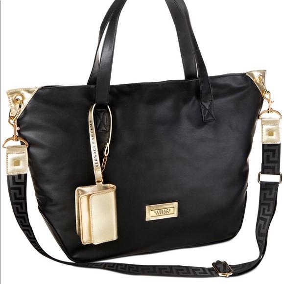 Versace Bags   Brand New Authentic Parfum Bag   Poshma