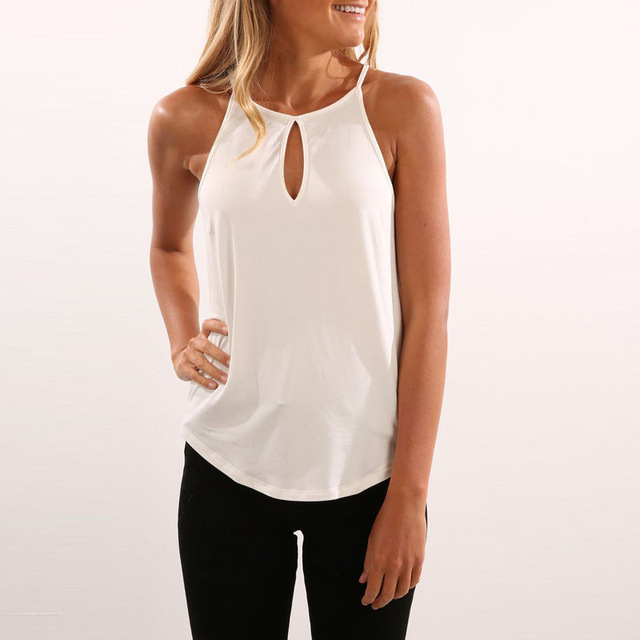 Sexy tank Cami tops New 2019 Fashion Women Summer Vest Tops .