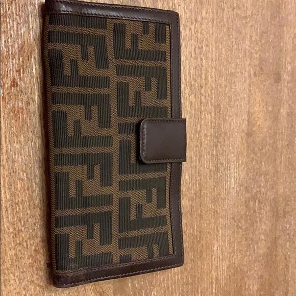 Fendi Bags | Vintage Wallet | Poshma