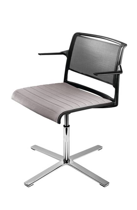 Swivel chair Aline / Conference- and visitor chair /230range .