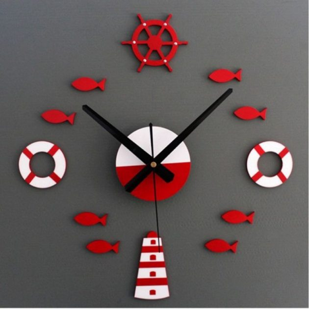 19 Most Amazing Wall Clock Designs To Adorn Your Kids Ro