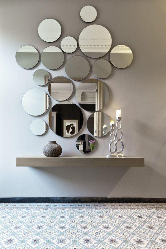 Wall Mirror Designs