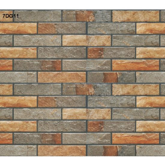 China 300X600mm New Design Ceramic Wall Tiles Outdoor Facing Brick .