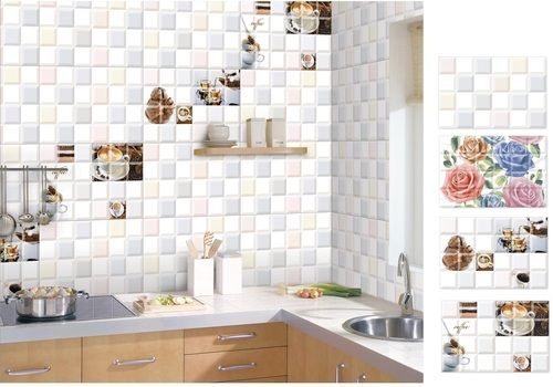 Create Exquisite Effects with Kitchen Wall Tiles (With images .