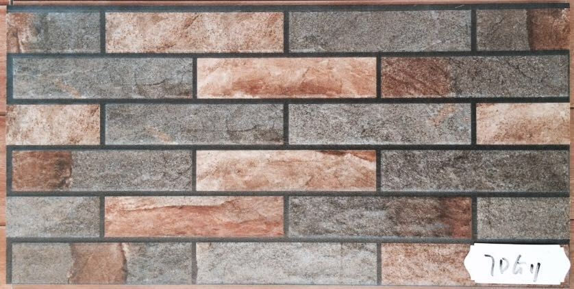 China Multi Color Porcelain Wall Tiles Exterior Wall Tiles Outdoor .