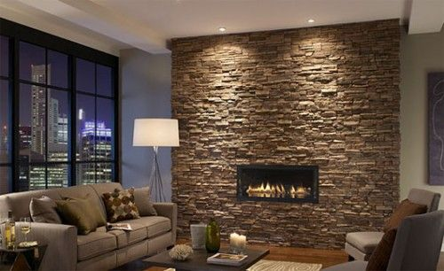Bedroom Wall Tile Designs | The use of tiles in the living room .