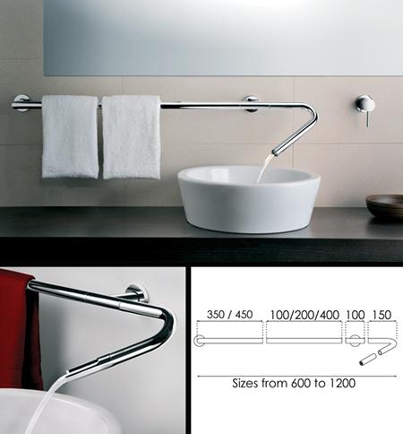 Modular Bathroom Taps, on Designer Pag