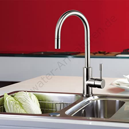 BlueWater Lima Stainless Steel, Solid Stainless Steel Kitchen Sink .