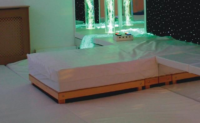Single Waterbed - Resonance Sensory Toy | Water bed, Sensory rooms .