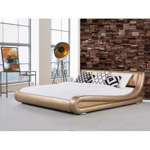 Ebern Designs Goggin 72cm Soft-side Waterbed Mattress | Water bed .