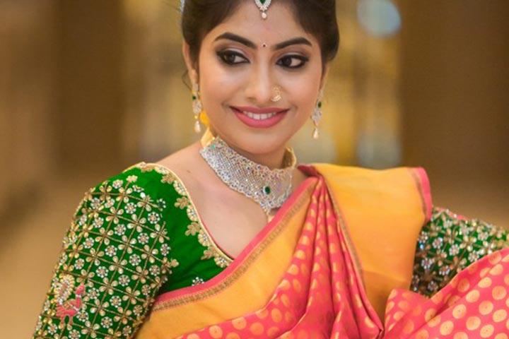 Blouse Designs For Silk Sarees: Top 21 Pattu Blouse