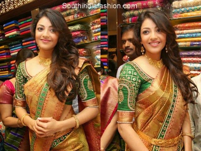 Wedding Blouse Designs For   Silk Sarees