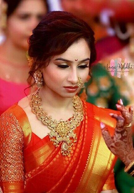 Pin by Utkarsha on sleeve blouse (With images)   Wedding blouse .