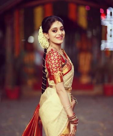 Bridal blouse designs stitching in chennai - Best wedding blouse .