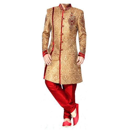 Designer Wedding Sherwani at Rs 10000/piece   Wedding Sherwani .
