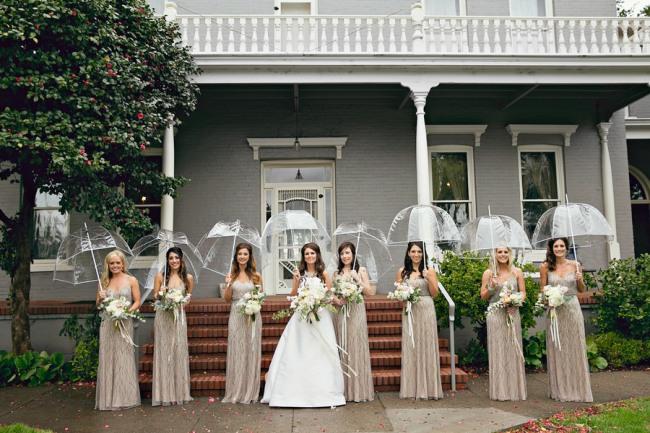 11 Top Wedding Umbrellas to Buy for Your Big Day – Rain or Shin