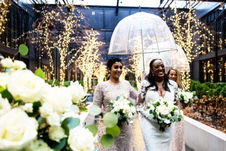 10 Of The Best Wedding Umbrellas for Rain | A Practical Weddi