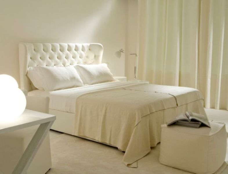 White Color May Be the Perfect Color For Your Bedroom .